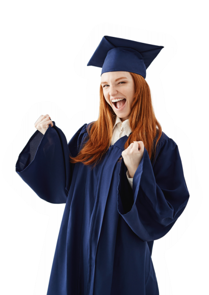 happy-graduate-woman-in-mantle-rejoicing-laughing-smiling